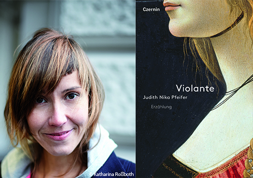 Judith Pfeifer, Autorin, Verlagsprogramm, Czernin Verlag, Wien, U2 Rathaus, November 2013